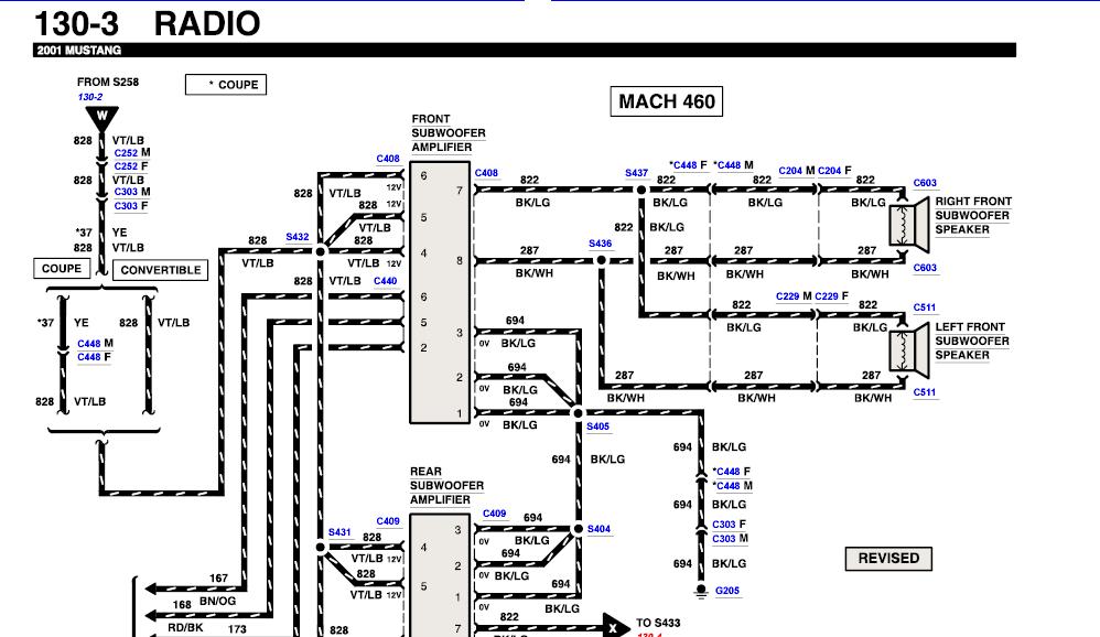 Diagram 2001 Mustang Gt Radio Wiring Diagram Full Version Hd Quality Wiring Diagram Dowiring18 Lasagradellacastagna It