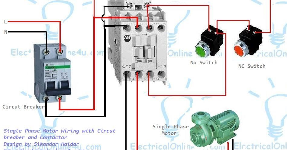 110  220 Off Switch Wiring Diagram