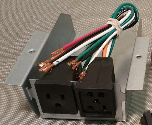 115v Swamp Cooler Electrical Plug Junction Box Wiring Diagram