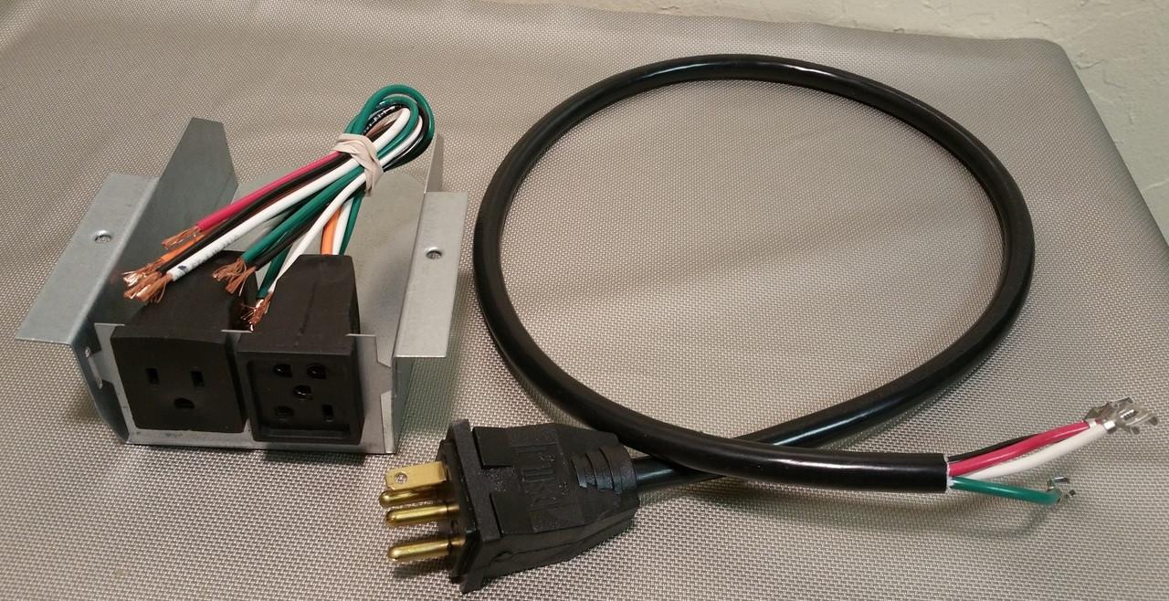 115v Swamp Cooler Electrical Plug Junction Box Wiring Diagram Manual Guide