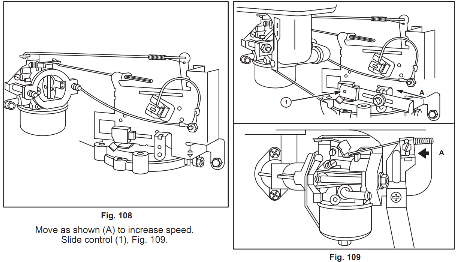 11hp briggs and stratton carburetor linkage diagram. Black Bedroom Furniture Sets. Home Design Ideas