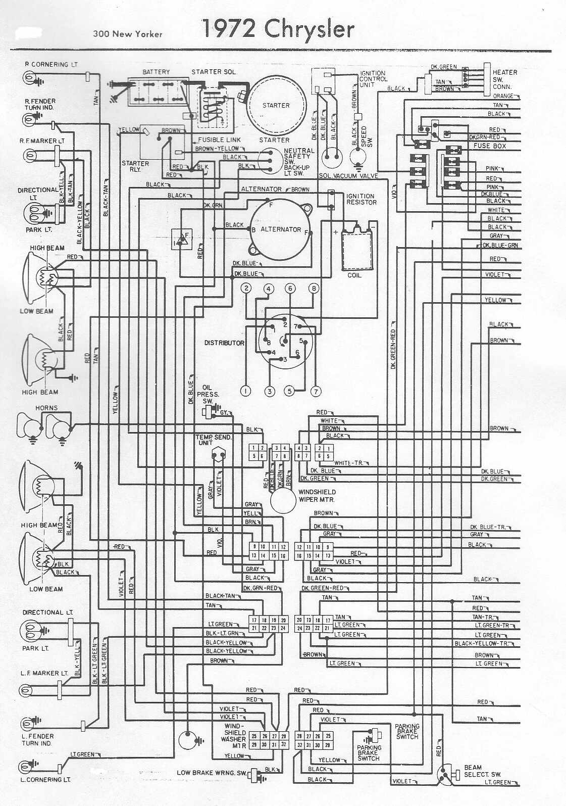 1950 chrysler windsor ignition wiring diagram. Black Bedroom Furniture Sets. Home Design Ideas