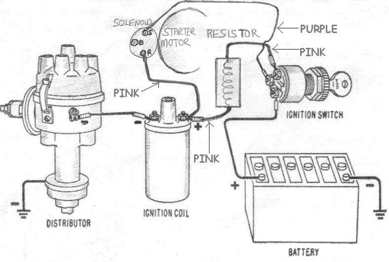 1960 Cj5 12volt Engine Wiring Diagram