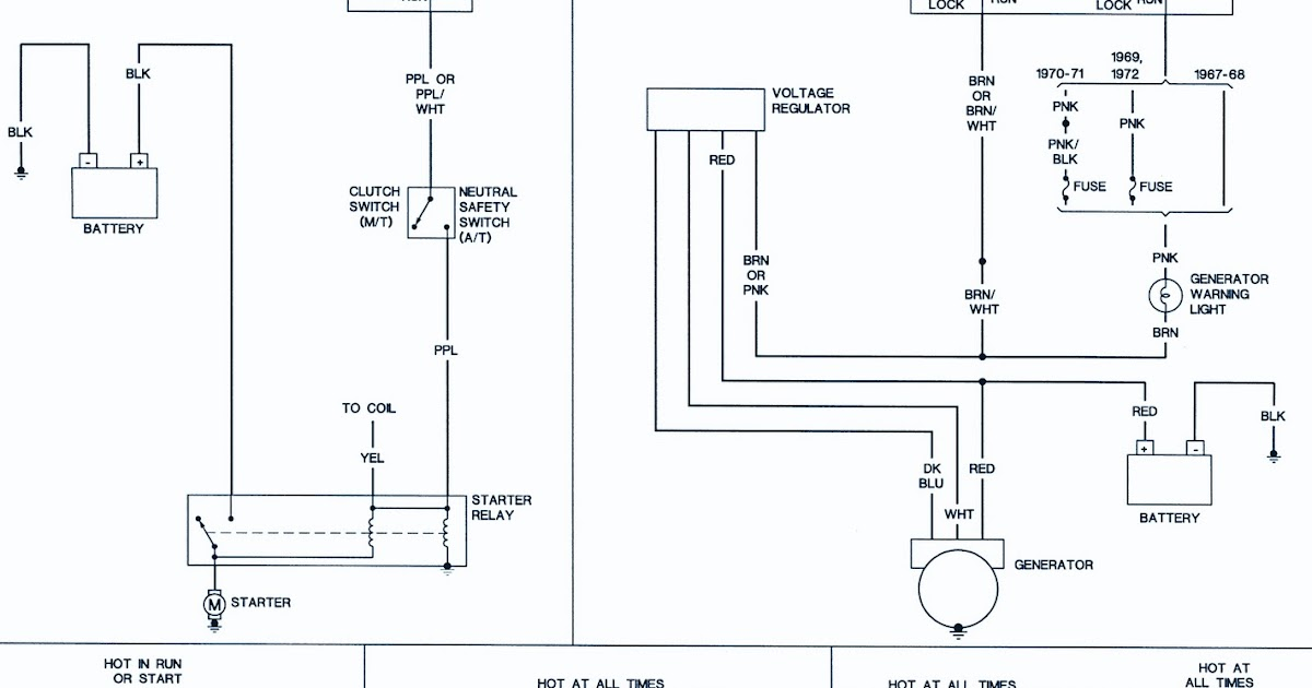 1967 Camaro Hideaway Headlight Wiring Diagram