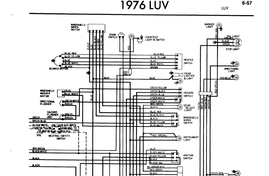 1980 chevy luv truck trailer wiring diagram - wiring ddiagrams home  mere-normal - mere-normal.brixiaproart.it  brixia pro art