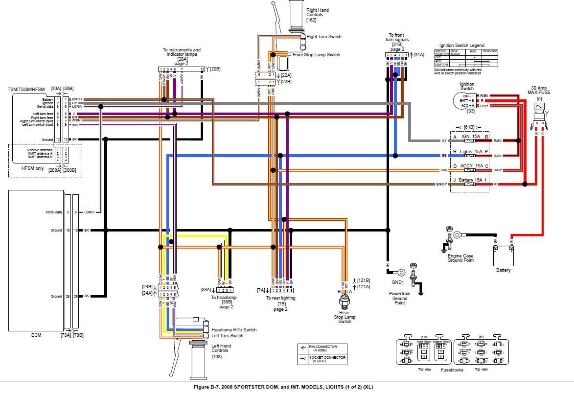 2005 Harley Davidson Wiring Diagram - Wiring Diagram picture bundle-allow -  bundle-allow.agriturismodisicilia.it | 2005 Harley Fxd I Dyna Wiring Diagram |  | Agriturismo Sicilia