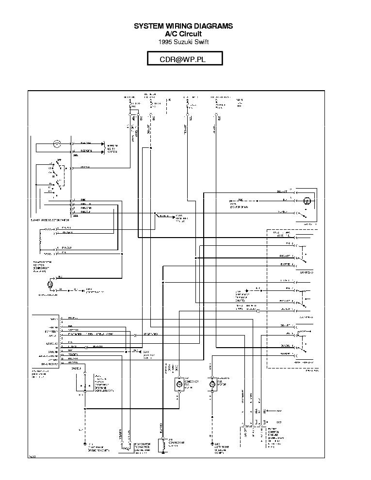 1987 Suzuki Lt230 Wiring Diagram