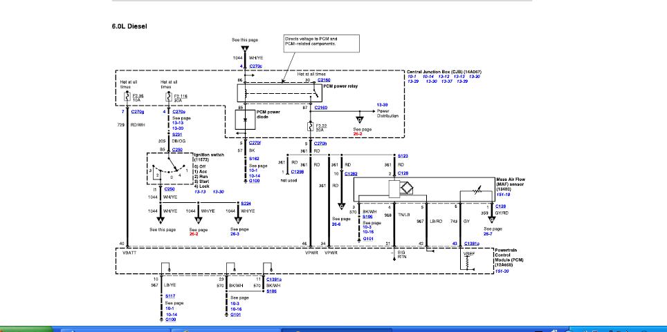 1989 F350 7 5l Wiring Diagram Site