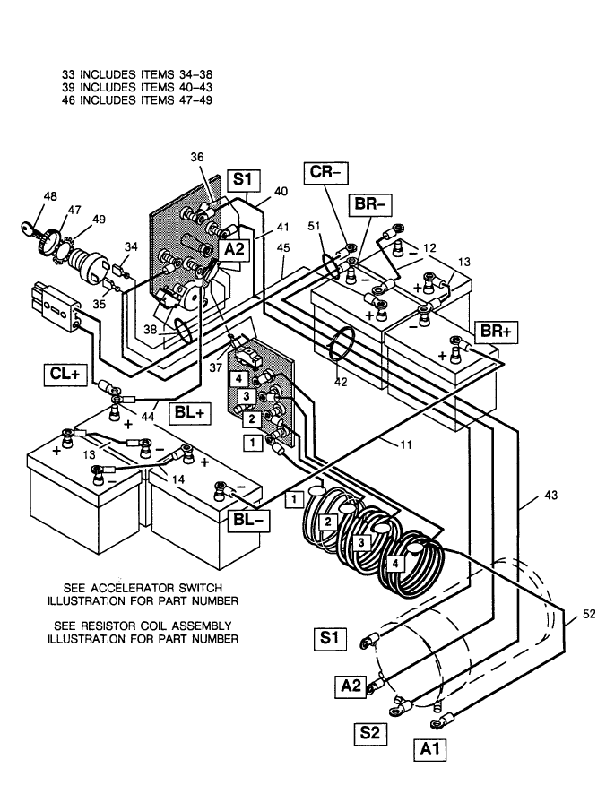 [TVPR_3874]  82 Ezgo 2 Stroke Wiring Diagram Diagram Base Website Wiring Diagram -  NETWORKDIAGRAM.DINDIBOCCADASSE.IT | 1989 Ezgo Golf Cart Wiring Diagram |  | Diagram Base Website Full Edition - dindiboccadasse.it