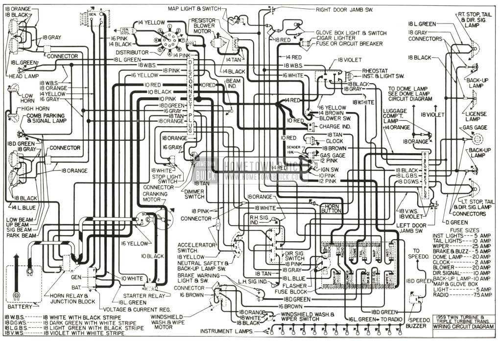 1990 Dodge Van B350 Wiring Diagram