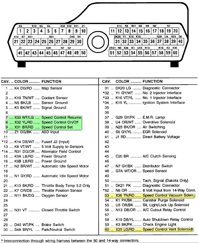 1991 5 9 Deisel Computer Wiring Diagram