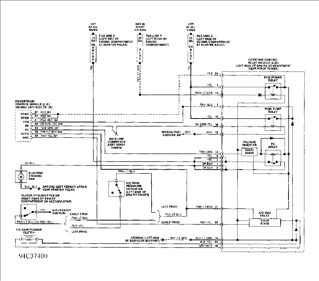 1991 ford tempo wiring diagram wiring diagram 1955 dodge wiring diagram ford tempo wiring diagram #5