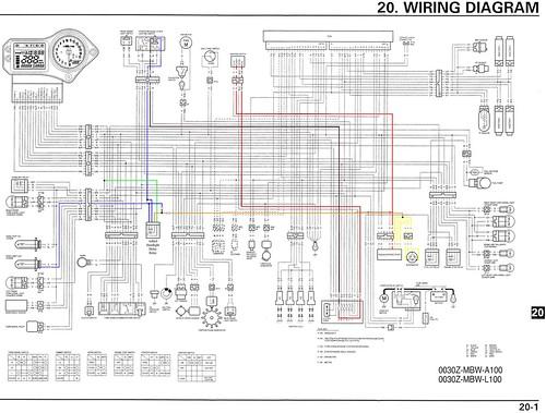 1998 F4i Fuel Pump Wiring Diagram