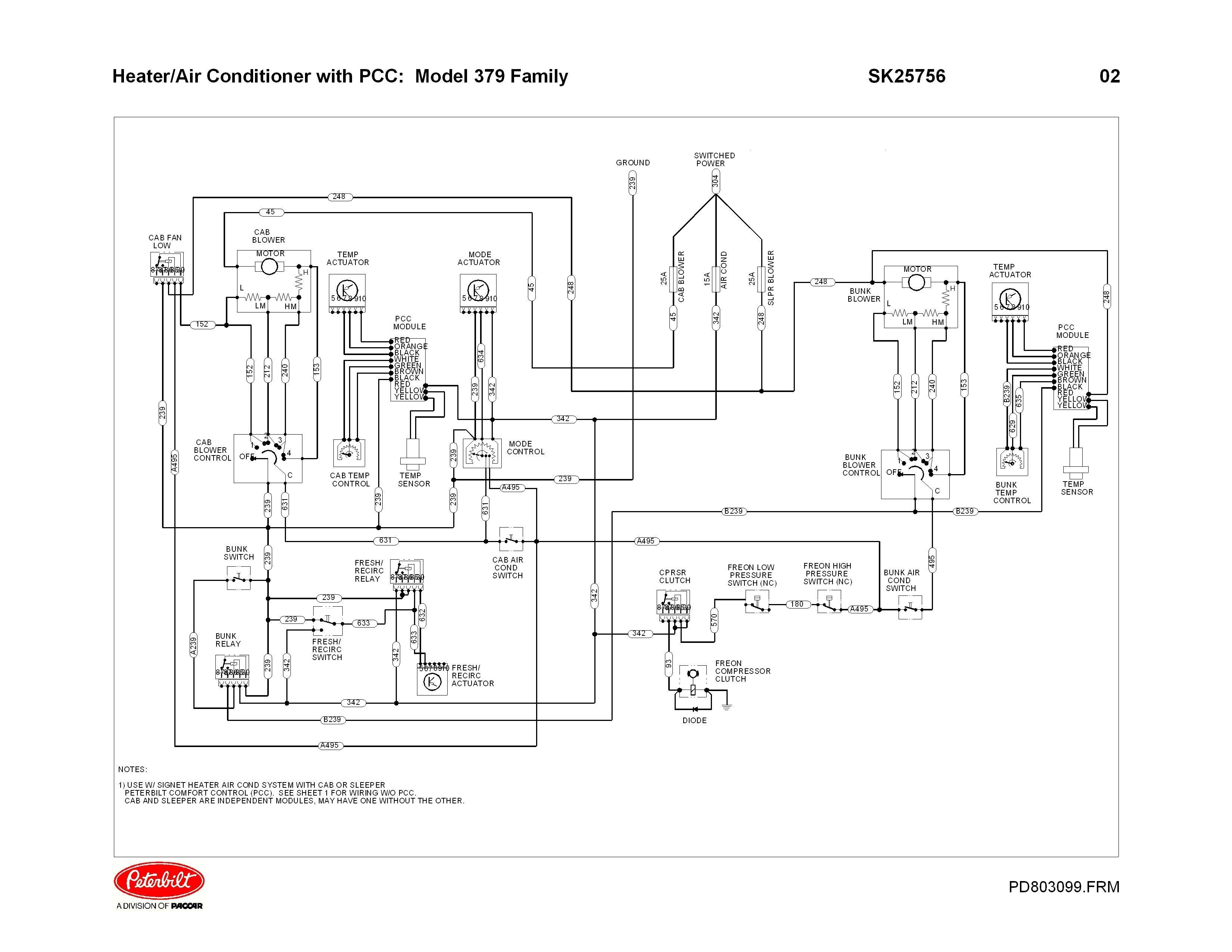Freightliner Speedometer Wiring Diagram