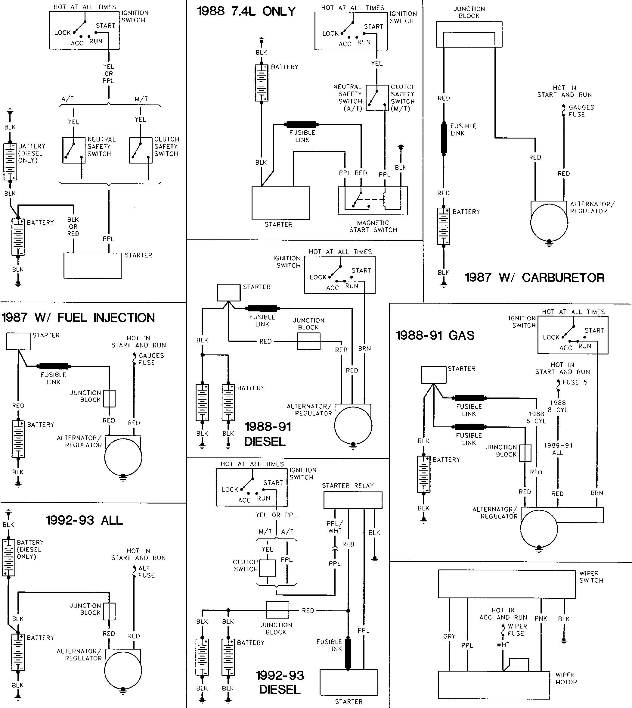 Wire Diagrams Freightliner