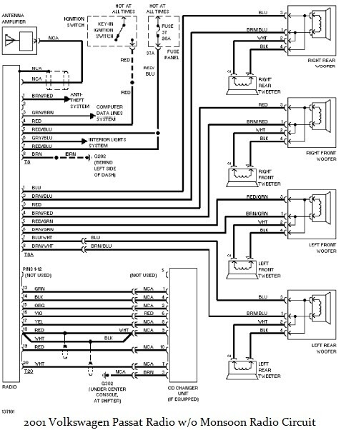 2001 C6500 A  C Wiring Diagram