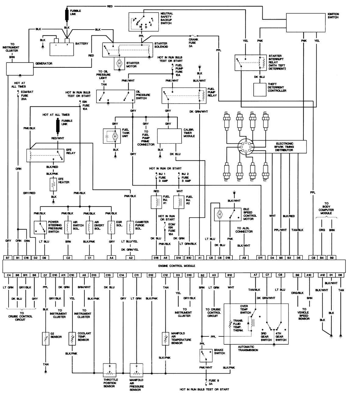 2000 Cadillac Escalade Stereo Wiring Diagram from diagramweb.net
