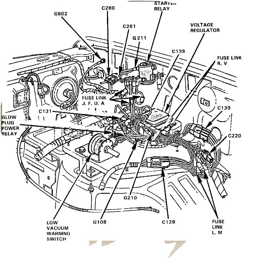 2001 Ford E450 7 3l Diesel Engine Wiring Diagram Transmission