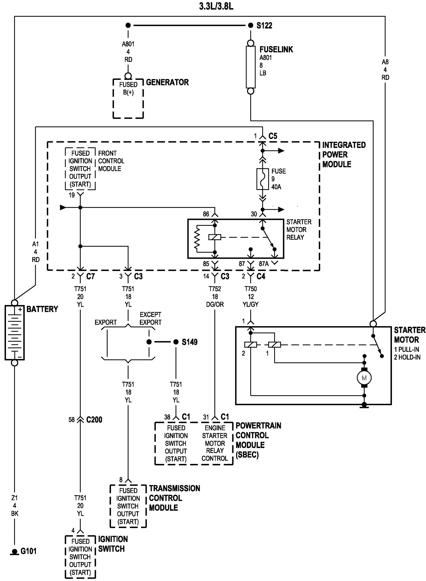 Voyager Camera Wiring Diagram from diagramweb.net