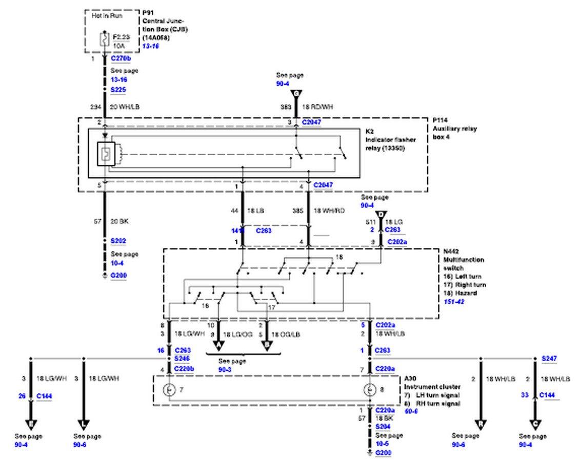 2002 Ford F150 Starter Wiring Diagram 5 4l