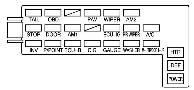 Pontiac Vibe Wiring Diagram from diagramweb.net
