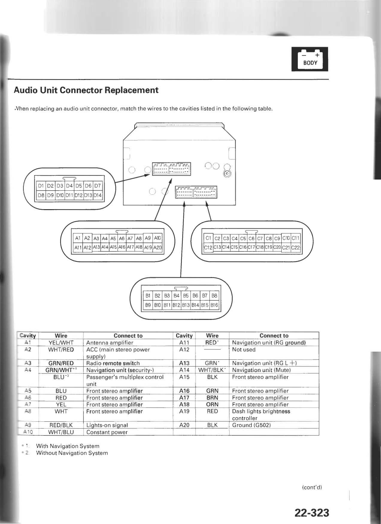 2004 Acura Mdx Radio Wiring Diagram Key1