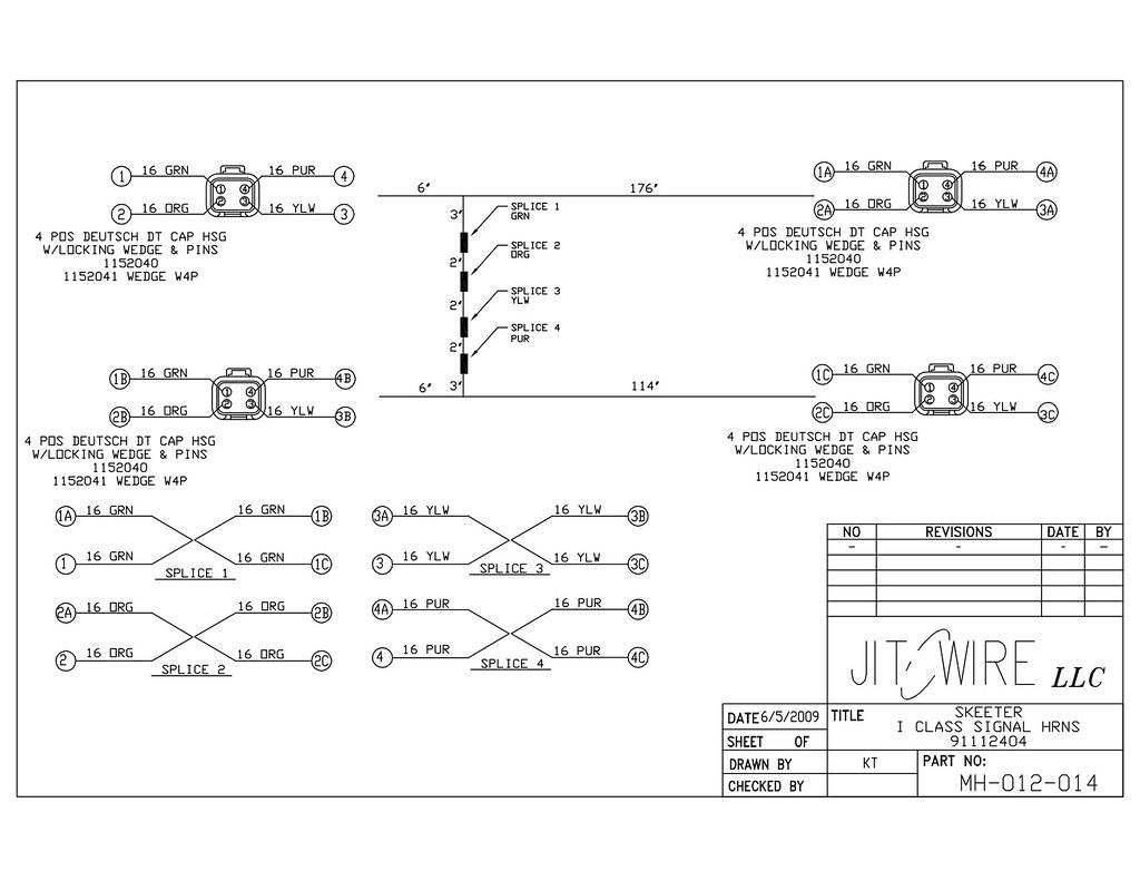 2006 Skeeter 20i Wiring Diagram