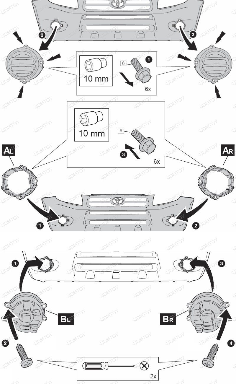 2007 Lexus Es350 Fog Light Wiring Diagram