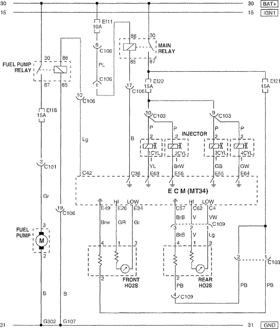2007 Suzuki Forenza Wiring Diagram For Keyless Entry