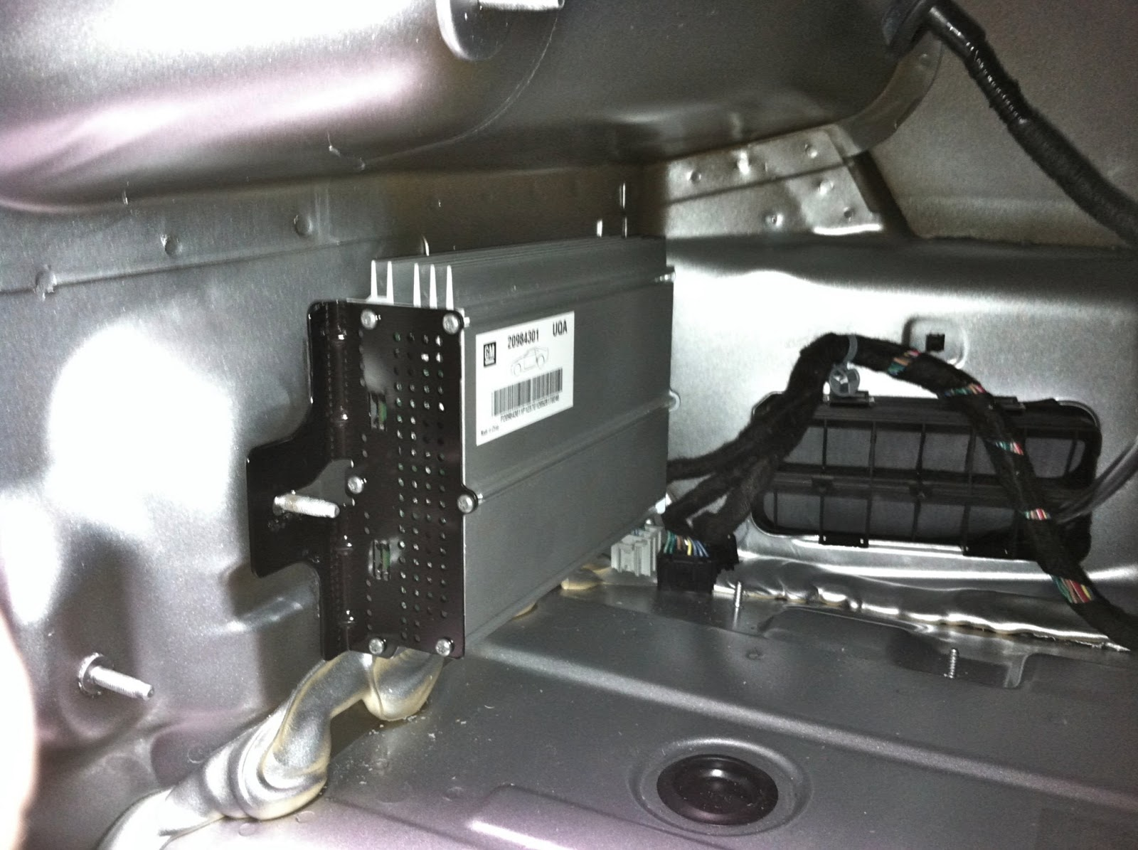 2010 Camaro Boston Acoustics Amp Wiring Diagram