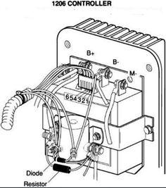 2010 Ezgo 36v Golf Cart Computer Wiring Diagram