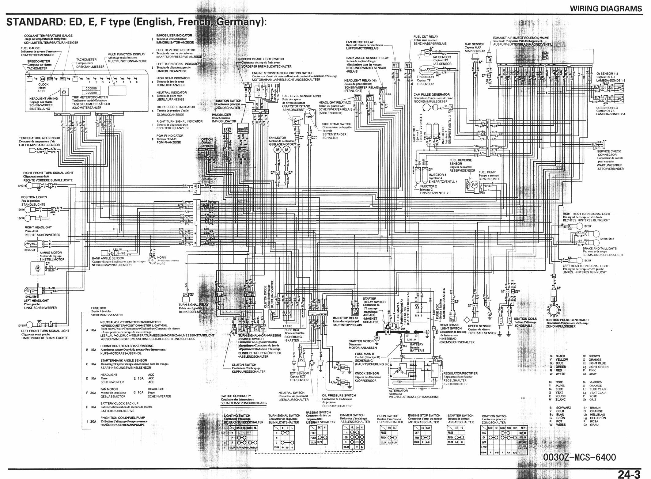 2015 Bmw G650gs Wiring Diagram