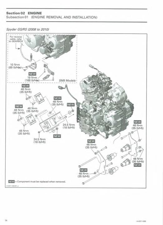 2015 Can Am Spyder F3 Wiring Diagram