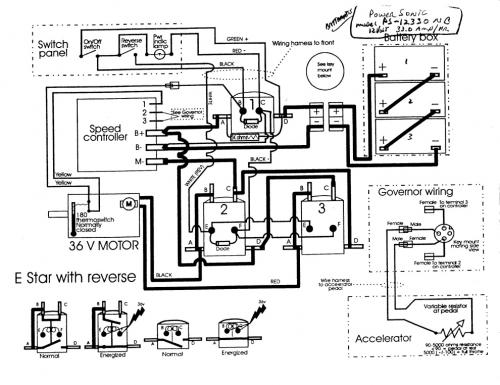 Diagram Yamaha 48 Volt Wiring Diagram Picture Full Version Hd Quality Diagram Picture Zmcschematics2g Angelux It