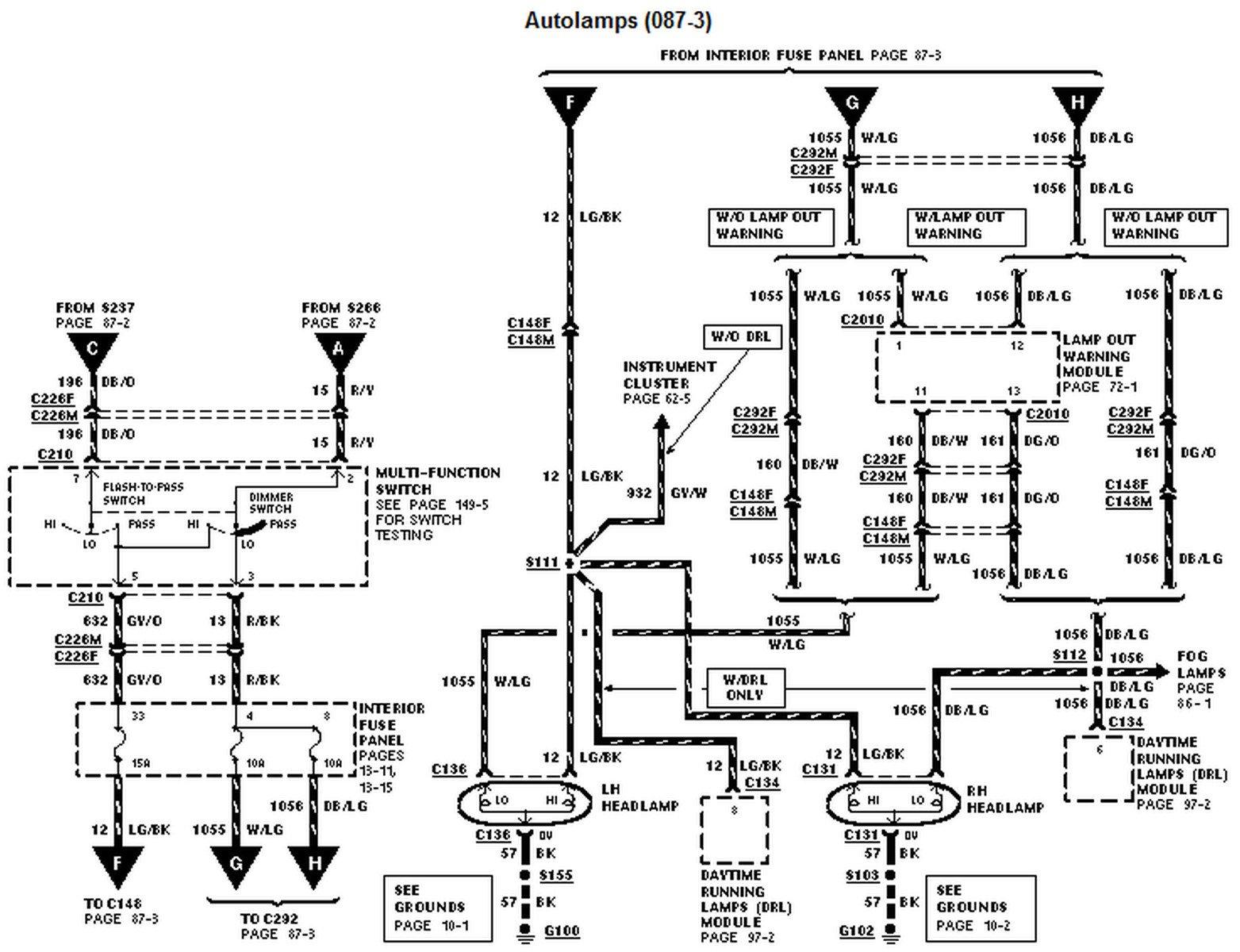 2015 Ford 450e Speed Domener Wiring Diagram