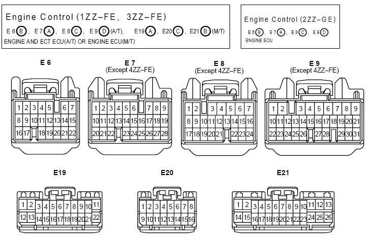 2zz Ge Ecu Wiring Diagram