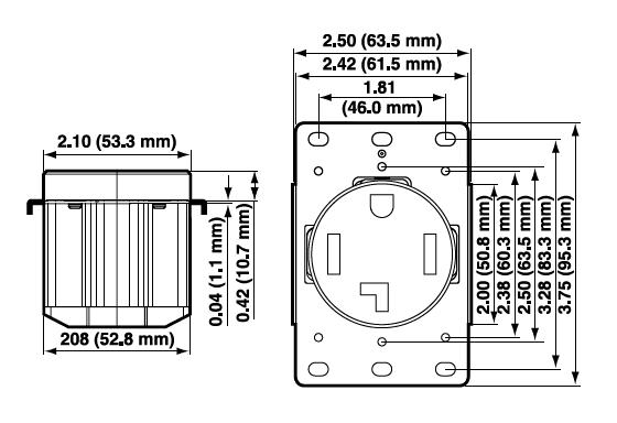 30a 125 250v Wiring Diagram  A V Wiring Diagram on 30a 250v outlet, 30a 250v receptacle diagram, 30a 250v twist lock receptacle,