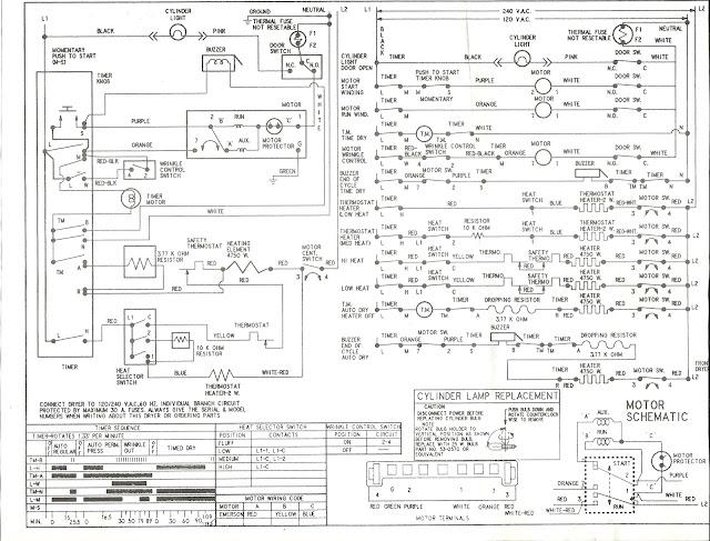 417 97912700 Kenmore Wiring Diagram