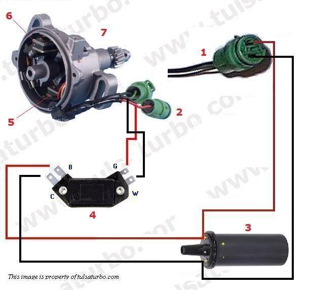 4age Distributor Wiring Diagram