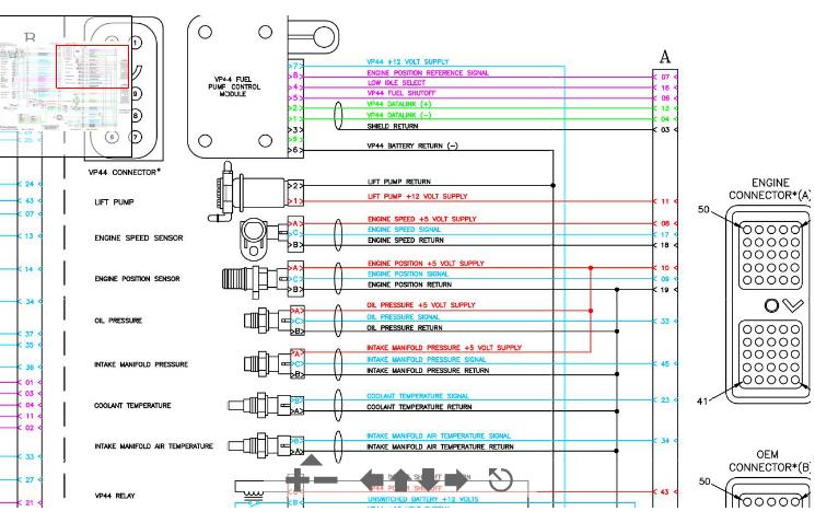 5 9 Cummins Injector Wiring Diagram
