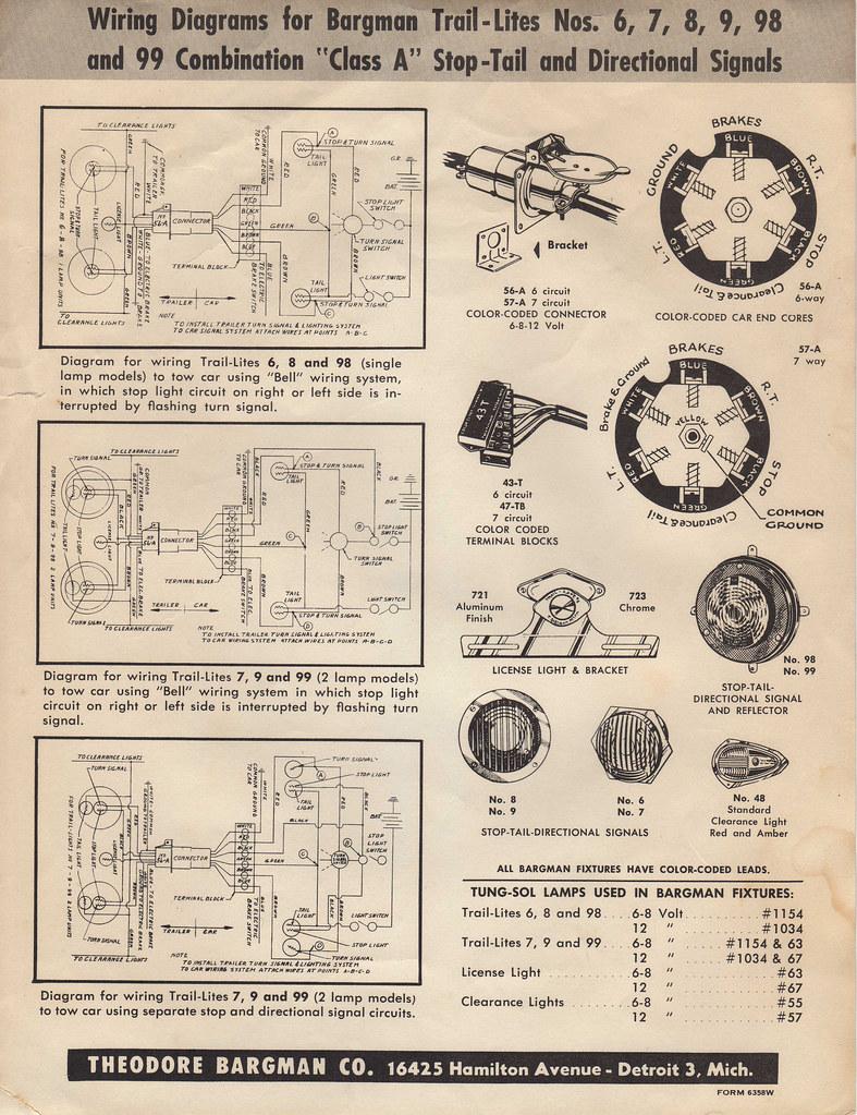 7 Way Bargman Wiring Diagram Bargman Wiring Harness on