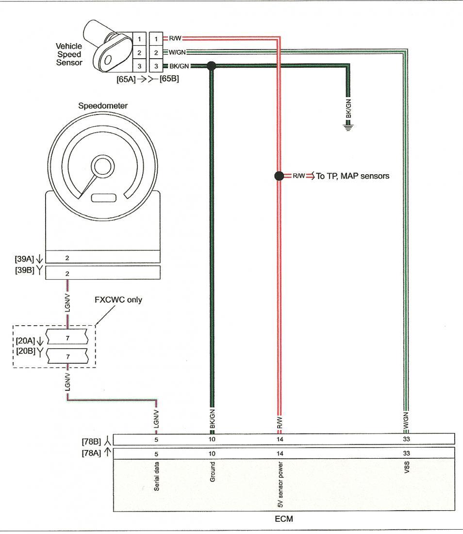 700r4 Transmission Speed Sensor Wiring Diagram