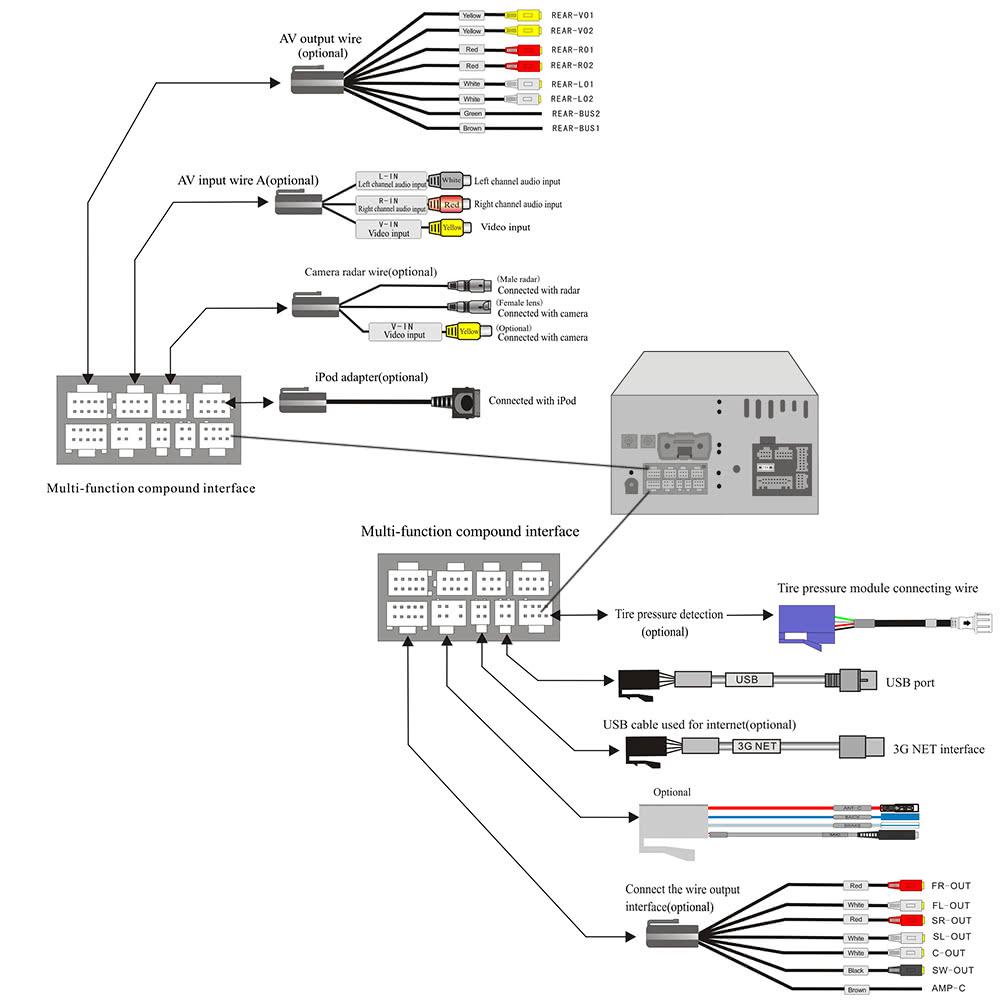 7021g Wiring Diagram