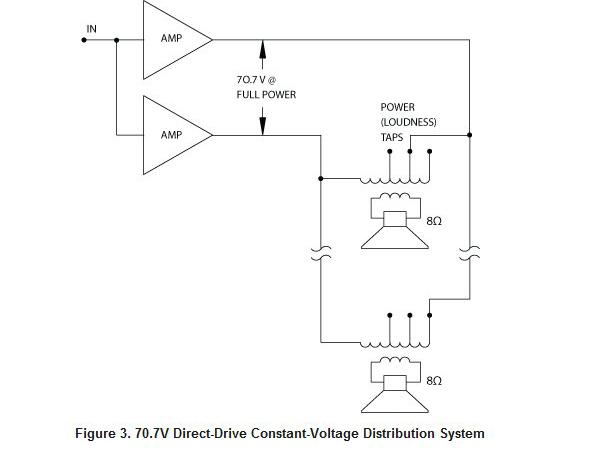 Speaker Volume Control Wiring Diagram