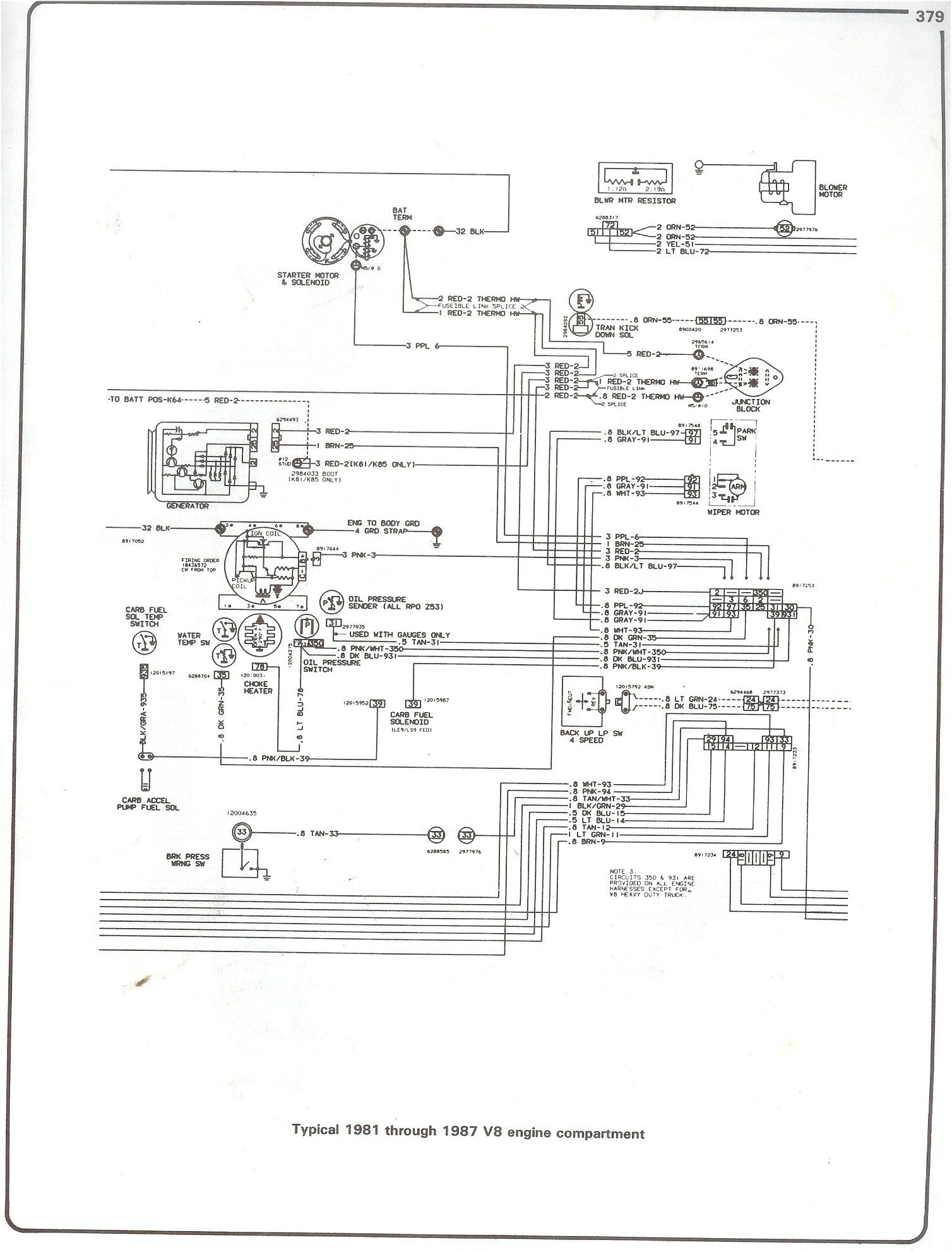 87 Chevy Hei Distributor Wiring Diagram Get Free Image About Wiring