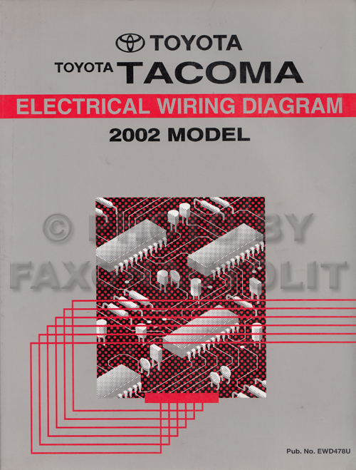 99 Toyota 2 4l 2rz Wiring Diagram