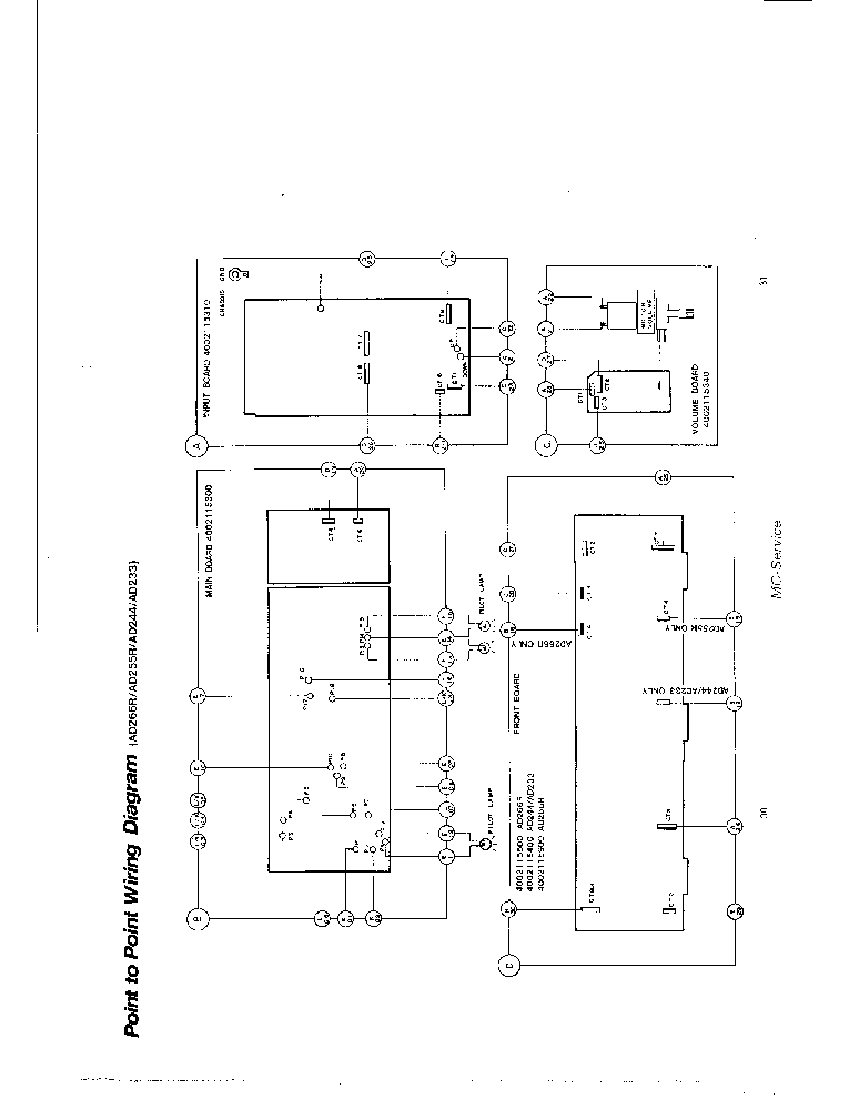 Ad244 Alternator Wiring Diagram