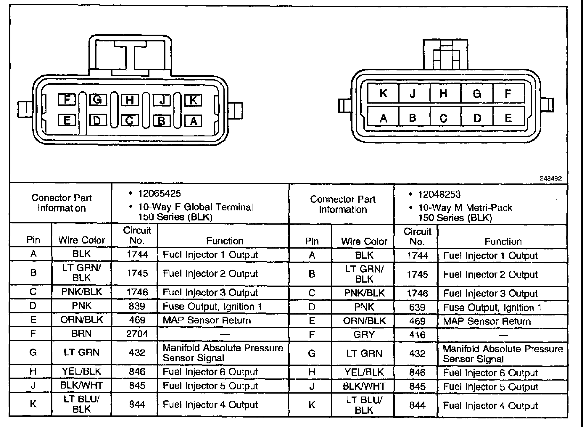 Affordable Mpfi Chevy 350 Wiring Diagram
