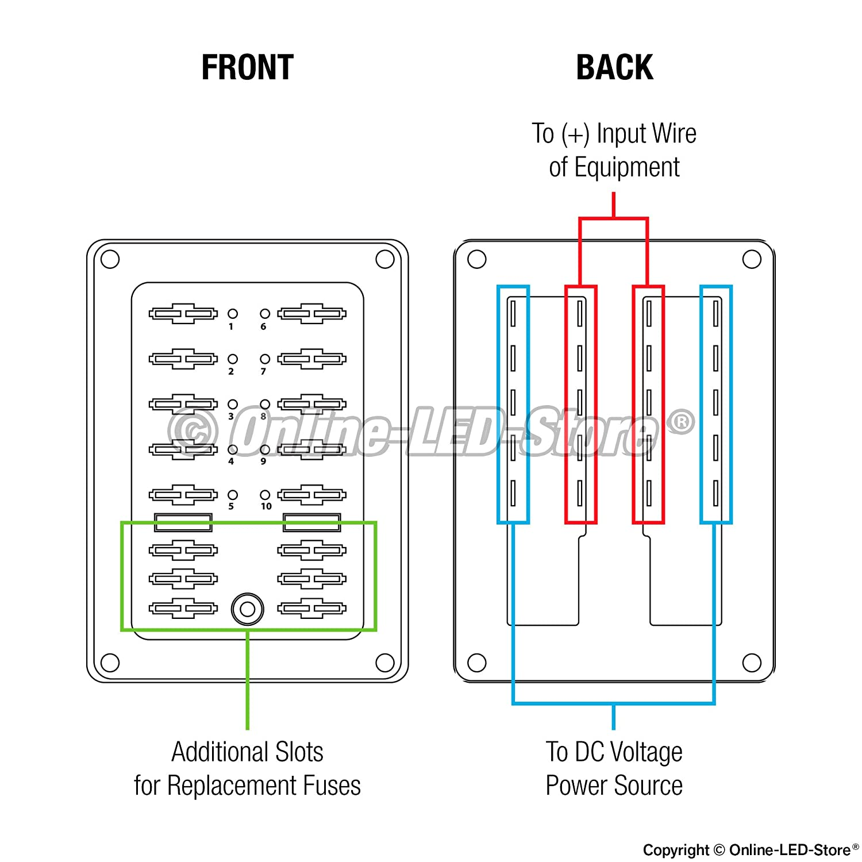 Apollointech Switch Pod Wiring Diagram