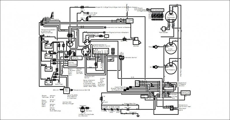 Aqualarm Wiring Diagram